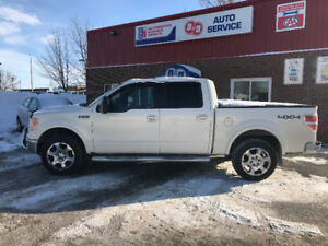 2009 Ford F-150 Lariat Crew 4X4 Immaculate !!!!!!!