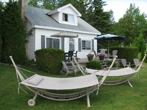 WATERFRONT COTTAGE RENTAL-COLPOYS BAY/WIARTON