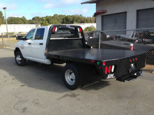 New 11'4 CM truck deck for cab & chassis