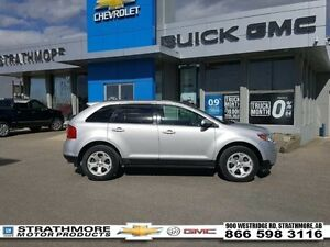 2013 Ford Edge AWD SEL-Panoramic Moonroof- Leather heated-V6  -
