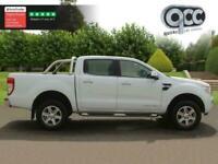 2015 Ford Ranger LIMITED 4X4 DCB TDCI VAT QUALIFYING Pick Up Diesel Manual