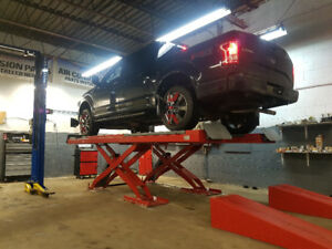 3D Laser Wheel Alignment