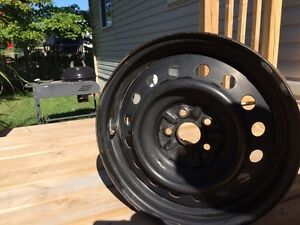 4 16 inch rims Stratford Kitchener Area image 3