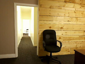 + Ideal Office in NDG + All Renovated + Heating Incl +