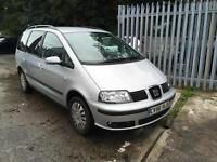 Seat Alhambra 2.0 DIESEL,7 SEATS,2 PREVIOUS OWNERS,SERVICE HISTORY