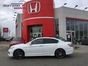 2017 Honda Accord Sedan Touring V6  - Navigation - $248.13 B/W