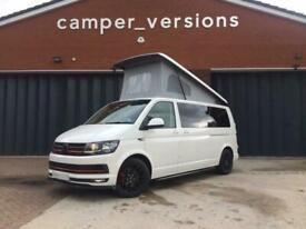 VW T6 Transporter LWB Campervan 2019 HIGHLINE | AIRCON | Cruise 9k miles 4 Berth