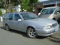 1999 T VOLVO V70 2.4 XLT 10V 5D AUTO 140 BHP