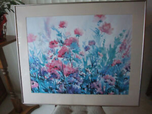 BEAUTIFUL WATER COLOR PICTURE