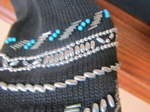 Jewelry that you wear-beaded sweater by Michael Simon Peterborough Peterborough Area image 3