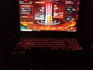 Laptop gamer ROG GL753VD