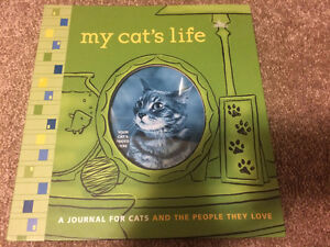 New-My Cats Life Journal