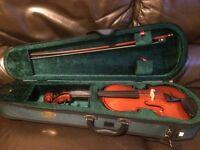 Half size Stentor Violin