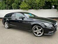 2013 Mercedes-Benz CLS CLASS 2.1 CLS250 CDI BLUEEFFICIENCY AMG SPORT 5d 202 BHP
