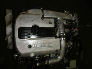 JDM RB25DET ENGINE 240SX RB25DET NEO  ENGINE RB25DET NE