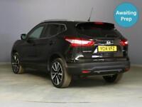 2014 NISSAN QASHQAI 1.6 dCi Tekna 5dr Xtronic SUV 5 Seats