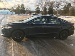 2014 Ford Fusion SE AWD for sale! Accident free!