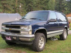 1994 Chevy Blazer 4x4 for sale