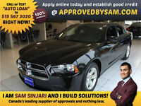 "CAR LOANS MADE EASY - CHARGER - TEXT ""AUTO LOAN"" TO 519 567 3020"