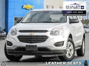 2016 Chevrolet Equinox LS   Leather,Awd,Heated seats