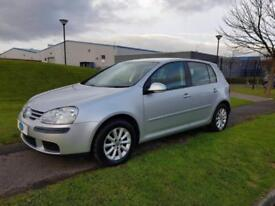 2007 (57) VOLKSWAGEN GOLF MATCH 1.9TDI,FSH INC TIMING BELT