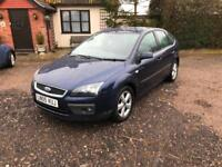 2005 Ford Focus 1.6 Zetec Climate *1 years MOT*