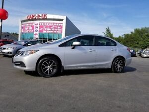 2015 Honda Civic LX Only 44,000 KMS!