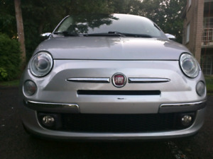 Fiat 500 lounge 2013 1.4 L automatique full équipée turbo 6 rap.