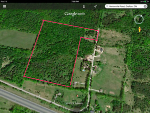 Vacant land near Vernonville Rd & Rutherford Rd