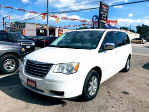 ▀▄▀▄▀▄▀► 2008 Town&Country - $4995+HST  ◄▀▄▀▄▀▄▀