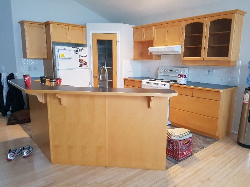 High Quality Kitchen Cabinet Painting Cabinets Countertops Edmonton Kijiji