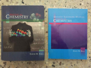 Physical Chemistry Textbook and Solution Manual