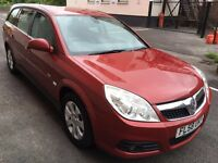 Vauxhall Vectra 1.9 CDTi 16v design Estate 5dr Diesel Manual LEATHR JUST DONE AA INSPECTION