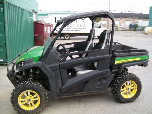 Used 2012 John Deere rsx850 sports
