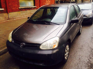 2003 Toyota Echo Other