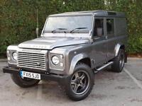 2015 15 LAND ROVER DEFENDER 2.2 TD XS UTILITY WAGON 1D 122 BHP DIESEL