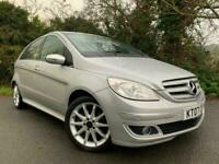 2007 MERCEDES B180 CDI AUTO, HALF LEATHER, CRUISE, PARKTRONIC, PANORAMIC ROOF