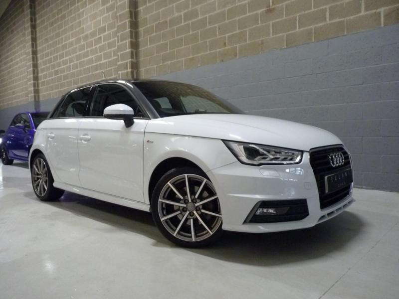 Audi A1 1 4 Tfsi 125ps S S Sportback Tronic 2017my S Line In Chepstow Monmouthshire Gumtree