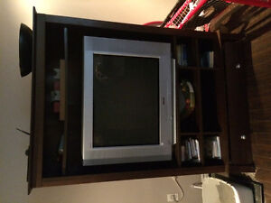 Tv and entertainment unit 75$ OBO