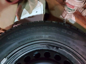 245/65/R17 tires on Ford rims