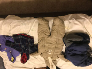 baby clothes 40$