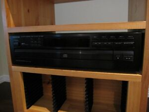 Kenwood DP-R892 Multiple Compact Disc Player