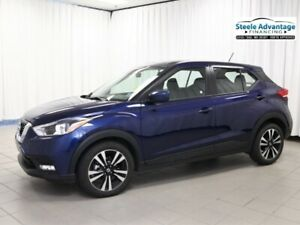 2019 Nissan Kicks SV - Bluetooth, Heated Seats, Satellite Radio