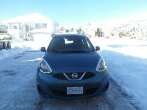 2016 Nissan Micra excellent condition and low km only2000km WOW
