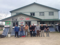 3 Day Solar Thermal Training Course For Installers