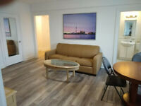 Furnished room in Female Shared Apt at Yonge & St Clair, Toronto