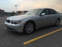 2003 BMW 745 EXECUTIVE EDITION - LOW KMS