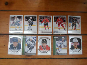 10 Assorted Rookie Cards