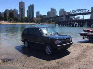 2001 Land Rover Range Rover 4.6 HSE SUV, Crossover