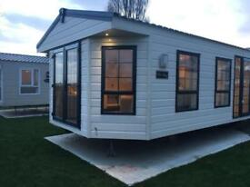 Static Caravan Nr Clacton-on-Sea Essex 2 Bedrooms 6 Berth Delta New Haven 2018